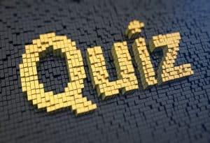 Pop Quiz, Monday with Michelle Joosse