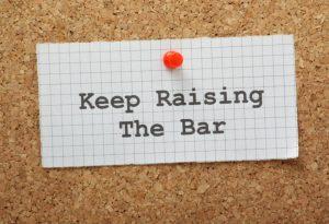 raising the bar in 2019
