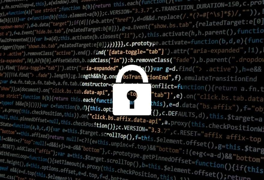 protect business data